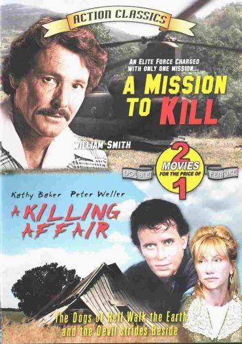 Mission To Kill Killing Affair Double Feature
