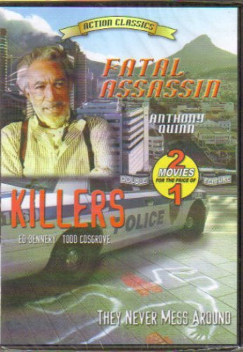 Fatal Assassin Killers Double Feature