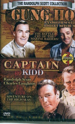 Gung Ho Captain Kidd Double Feature