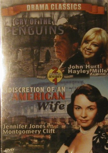 Cry Of The Penguins Indiscretion Of An American Wi Double Feature