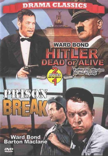 Hitler Dead Or Alive Prison Break Double Feature
