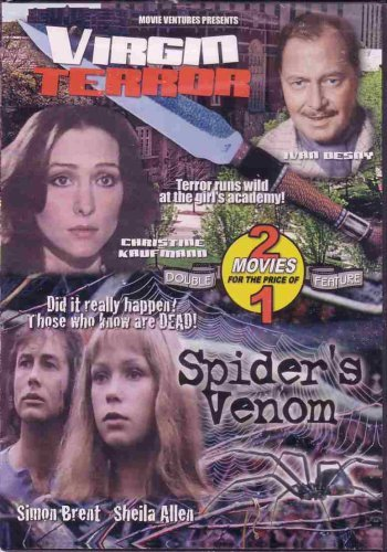 Virgin Terror Spider's Venom Double Feature
