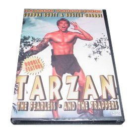 Tarzan Double Feature Fearless The Trappers