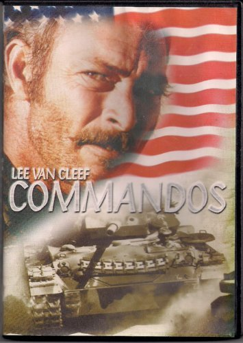 Lee Van Cleef; Jack Kelly Armondo Crispino Commandos