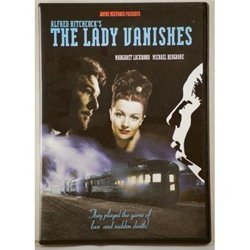 Alfred Hitchcock Michael Redgrave Paul Lukas Dame Alfred Hitchcock Presents The Lady Vanishes