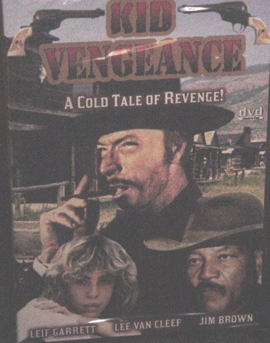 Kid Vengeance Van Cleef Brown Garrett