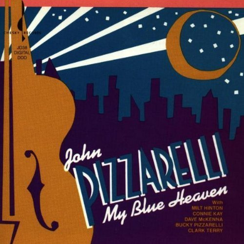 John Pizzarelli My Blue Heaven
