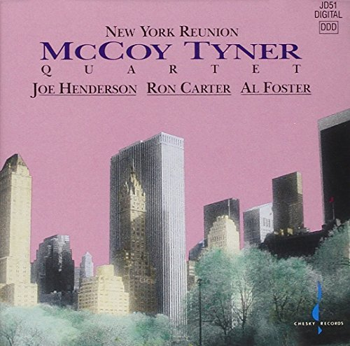 Mccoy Tyner New York Reunion
