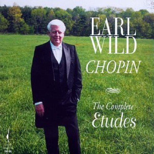 Frédéric Chopin Complete Etudes Wild*earl (pno)
