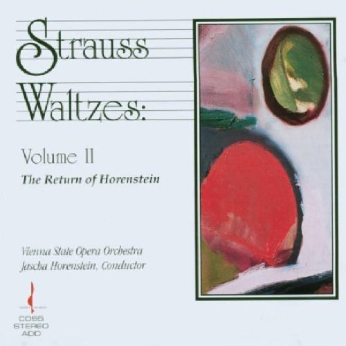 J. Strauss Waltzes Vol. 2 Horenstein Vienna So
