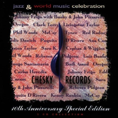 Chesky Records Chesky Records 10th Anniversar 2 CD Set