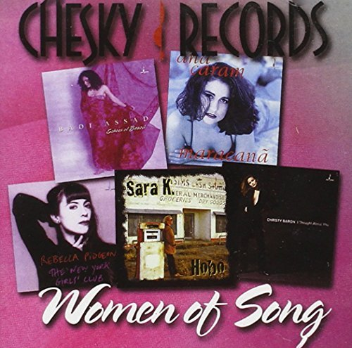 Women Of Song Women Of Song Sara K Badi Assad Ana Caram Rebecca Pidgeon Christy Baron