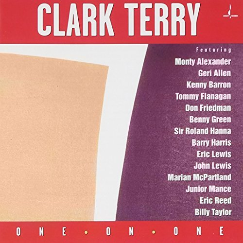 Clark Terry One On One Feat. Alexander Allen Barron Flanagan Friedman Green Hanna