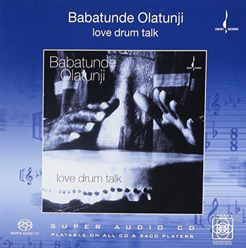 Babatunde Olatunji Love Drum Talk Sacd