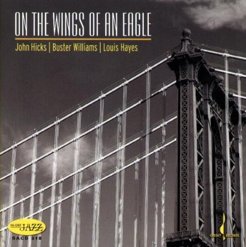 Hicks Williams Hayes On The Wings Of An Eagle Sacd