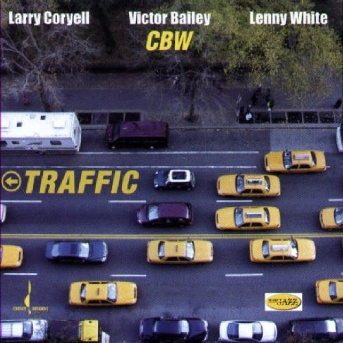 Coryell Bailey White Traffic Sacd