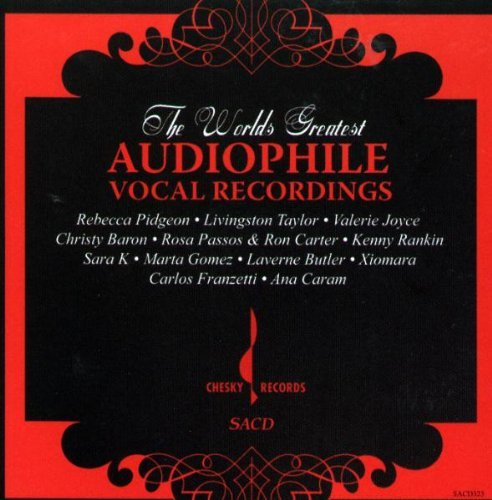 World's Greatest Audiophile Vo World's Greatest Audiophile Vo Sacd