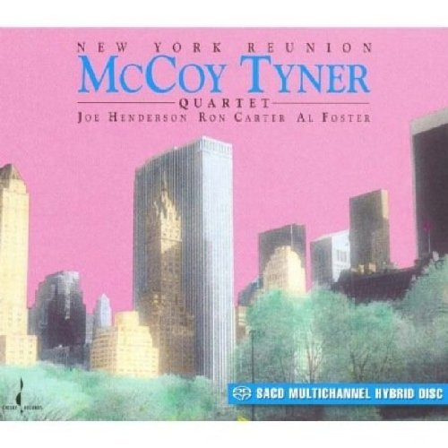 Mccoy Tyner New York Reunion Sacd