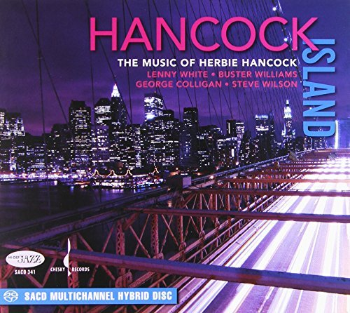 Hancock Island The Music Of H Hancock Island The Music Of H