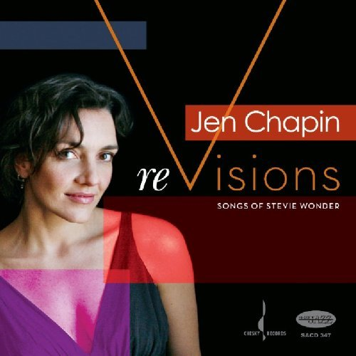 Jen Chapin Revisions The Songs Of Stevie Sacd Hybrid