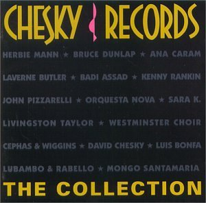 Chesky Records Collection Vol. 1