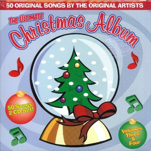 Various Artists Ultimate Christmas Album Volume One And Two