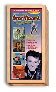 Gene Vincent Legend At His Best 2 CD