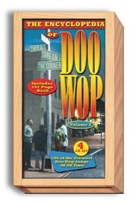Encyclopedia Of Doo Wop Vol. 2 Encyclopedia Of Doo Wop 4 CD