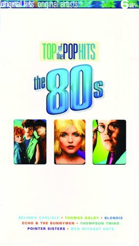 Top Of The Pop Hits The 80's Top Of The Pop Hits The 80's 6 CD