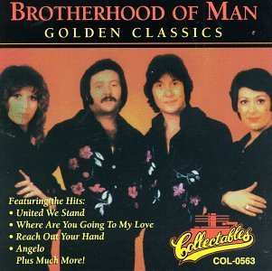 Brotherhood Of Man Golden Classics