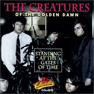 Creatures Of The Golden Dawn Standing At The Gates Of Time
