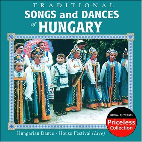 Hungarian Dance House Festival Traditional Songs & Dances Of