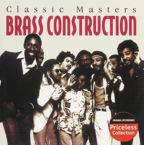 Brass Construction Classic Masters