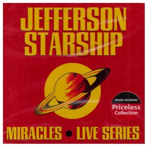 Jefferson Starship Miracles Live Series