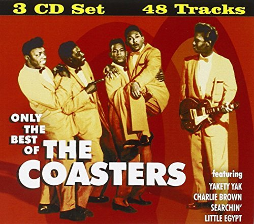Coasters Only The Best Of The Coasters 3 CD