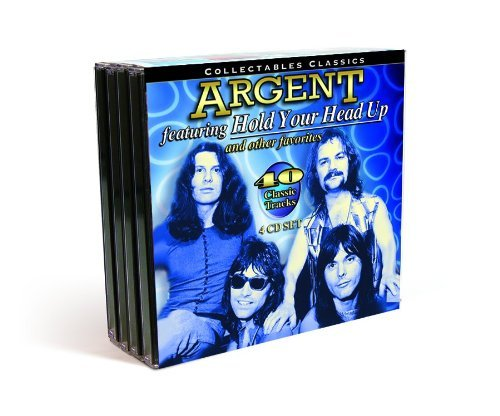 Argent Collectables Classics 4 CD