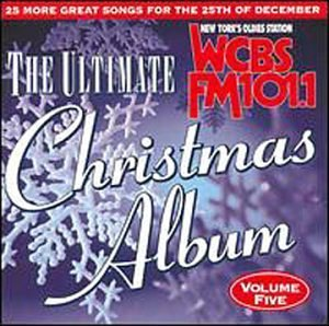 Wcbs Fm101.1 New York Vol. 5 Ultimate Christmas Albu Wcbs Fm101.1 New York