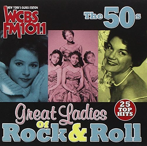 Wcbs Fm101.1 New York Great Ladies Of Rock & Roll 50 Lee Francis Great Ladies Of Rockn 'n Roll
