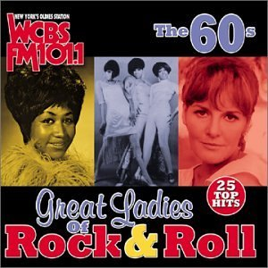 Wcbs Fm101.1 New York Great Ladies Of Rock & Roll 60