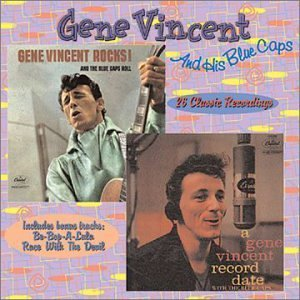 Gene Vincent Rocks & The Bluecaps Roll Reco