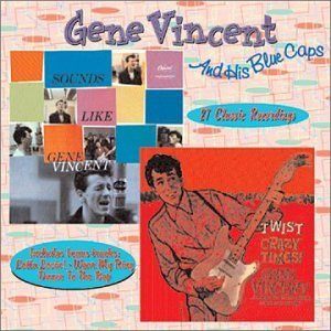 Gene Vincent Sounds Like Crazy Times