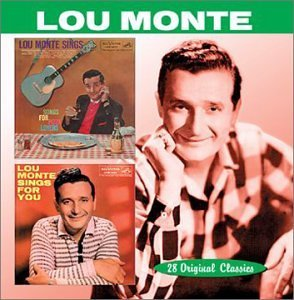Lou Monte Sings Songs For Pizza Lover's 2 On 1