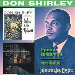 Don Shirley Orpheus In The Underworld Impr 2 CD