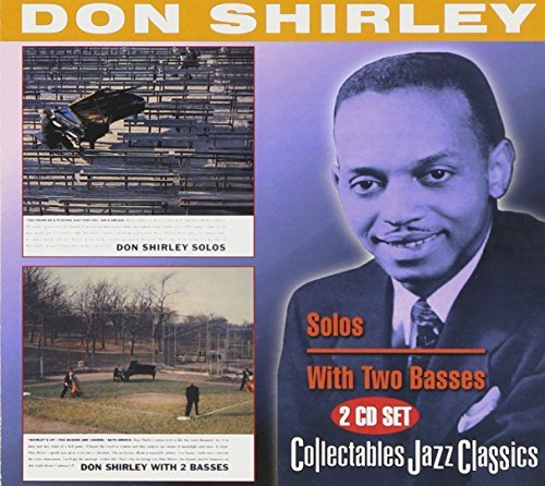 Don Shirley Solos With 2 Basses 2 CD