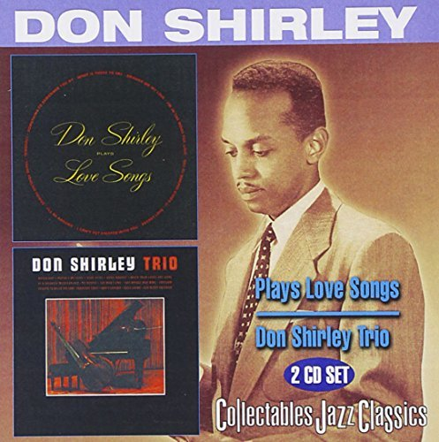 Don Shirley Plays Love Songs Trio 2 CD