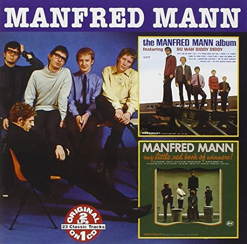 Manfred Mann Manfred Mann Album My Little R 2 On 1