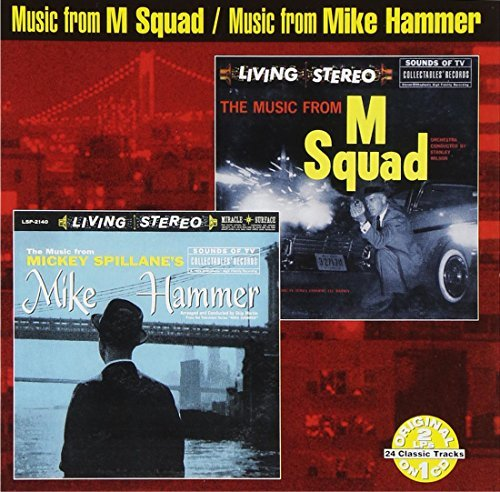 Various Artists M Squad Mickey Spillane's Mike