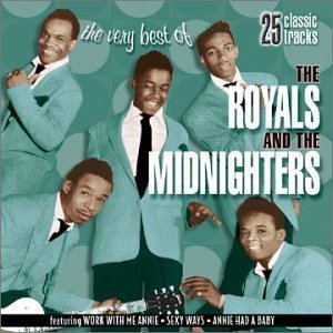 Royals & The Midnighters Very Best Of Royals & The Midn