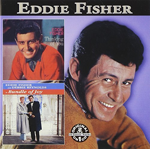 Eddie Fisher Thinking Of You Bundle Of Joy 2 On 1