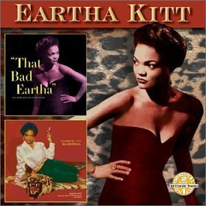 Eartha Kitt Bad Eartha Down To Eartha 2 On 1